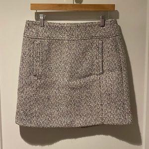 LOFT skirt with pockets